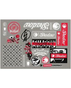 Shadow Conspiracy Shadow Sticker Pack