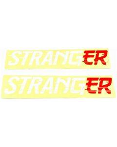 Stranger Drift Stickers (2 pcs)