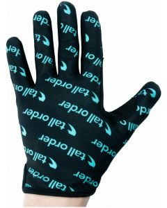 Tall Order Barspin Print Gloves