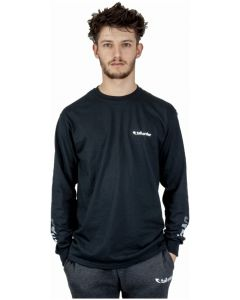 Tall Order Faded Sleeve Logo Long Sleeve T-Shirt