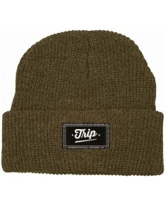 The Trip Patch Beanie