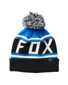 Fox Throwback 2018 Beanie - Black/Blue