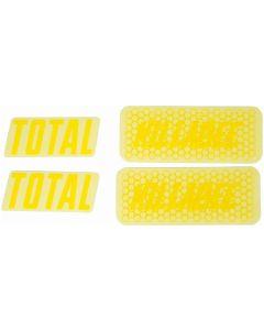 Total BMX Killabee K4 Frame Stickers