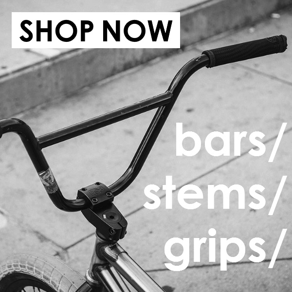 BMX Bars Stems Grips