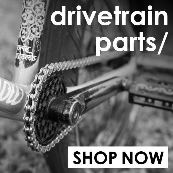 BMX drivetrain