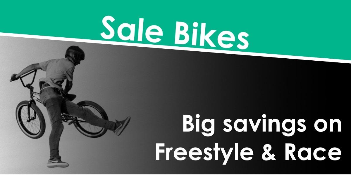 Complete BMX Sale